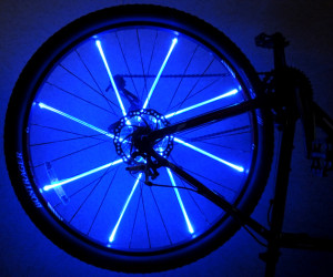 Radlicht Blue 1